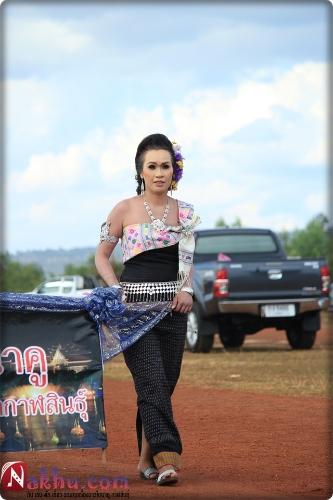 งานลอยกระทงนาคู ฟื้นฟูสนามบินเสรีไทย 2555