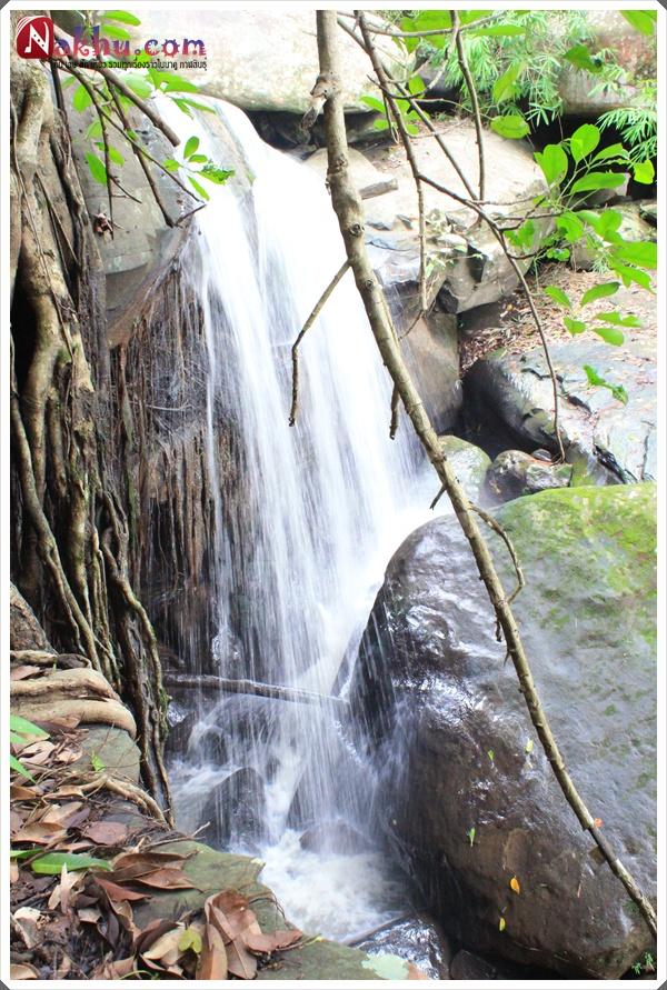 น้ำตกผานางคอย นาคู กาฬสินธุ์ nangkoy waterfall kalasin