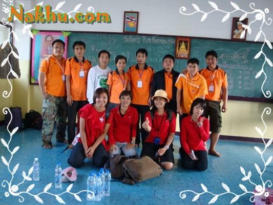 ทีม สาธารณสุขอำเภอนาคู ออกหน่วยเยียวยาปฐมภูมิ บางใหญ่ นนทบุรี 54