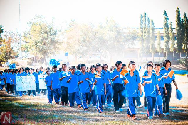 กีฬาสี นาคูพัฒนา 2555 สีฟ้า-12