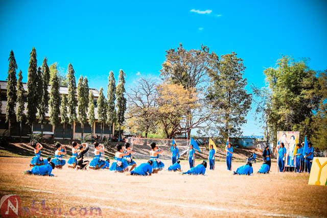 กีฬาสี นาคูพัฒนา 2555 สีฟ้า-23