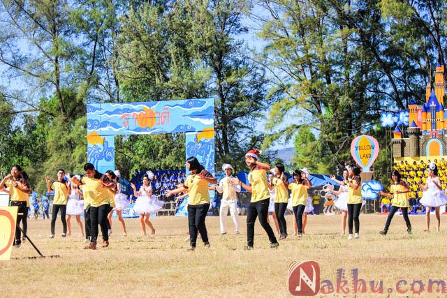 กีฬาสี นาคูพัฒนา 2555 สีเหลือง-24