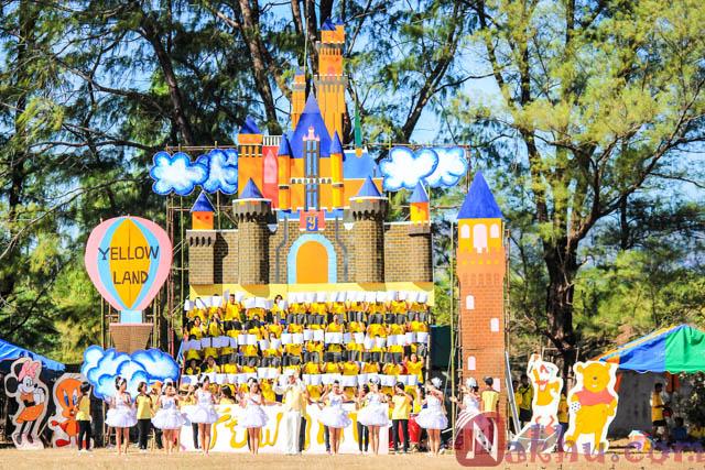 กีฬาสี นาคูพัฒนา 2555 สีเหลือง-27