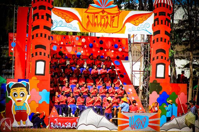 กีฬาสี นาคูพัฒนา 2555 สีแดง-33